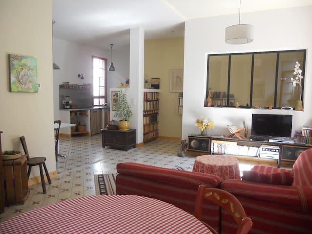 Appartement calme et lumineux - Beaucaire - Leilighet