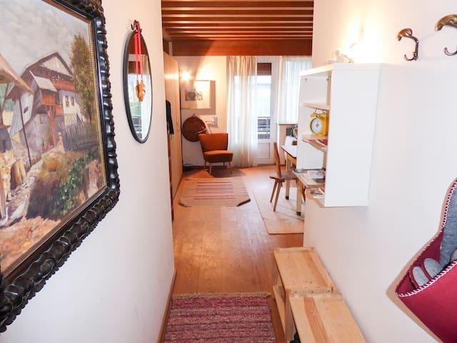 Confortable apartement a Riscone - Riscone - Leilighet