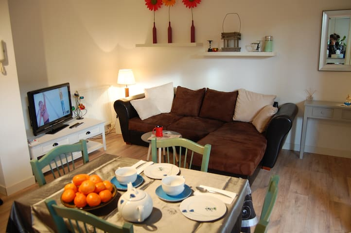 splendide appartement avec terrasse proche Disney - Magny-le-Hongre - Lägenhet