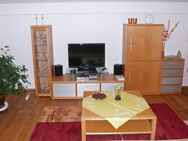 Apartment Waldeiche-Rheinblick for 2 persons in Sankt Goar - Sankt Goar - Departamento