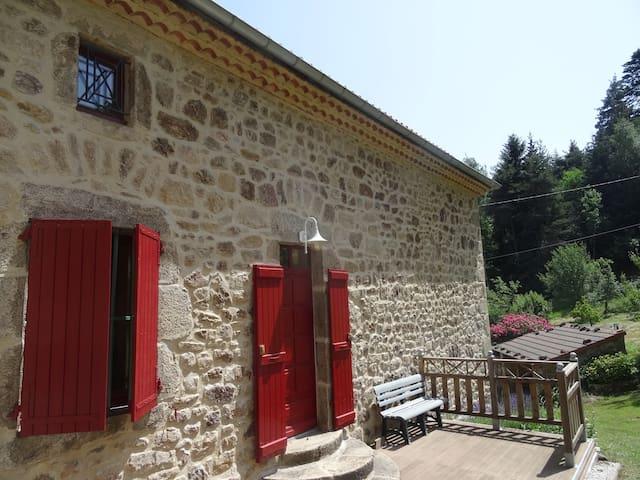 Gîte parc naturel du Pilat - Thélis-la-Combe - Leilighet