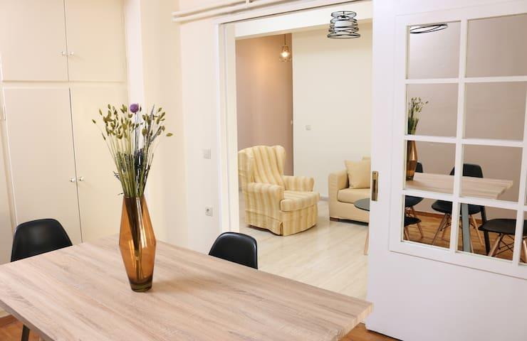 Modern Chic Apartment, Corfu town - Kerkira - Daire