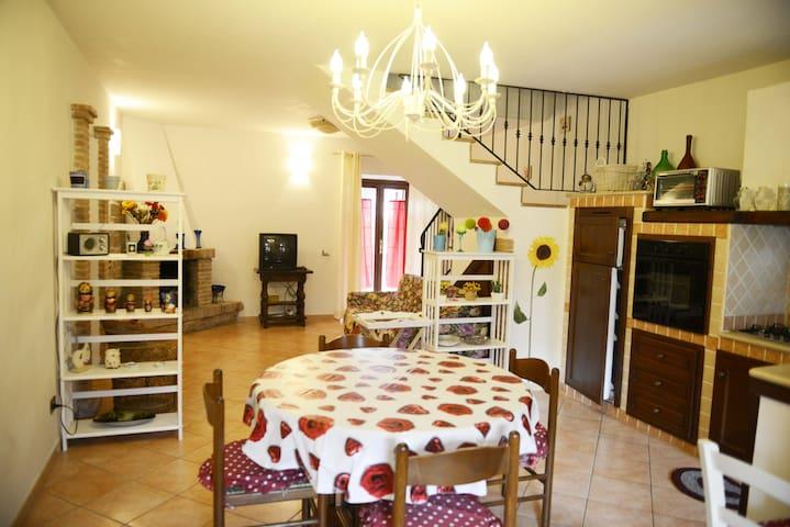 Mariclò Inn - Casa Vacanze - Subiaco - Rumah