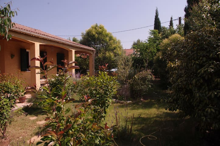 Chambre en cœur d'Hérault + SDB - Canet - Hus