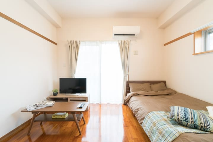 Casa303 Best place for sightseeing in Naha! 3F. - Naha-shi - Apartment