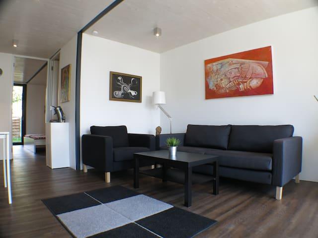 Modernes Wohnen auf 40qm in Stetten am Bodensee - Stetten  - Leilighet