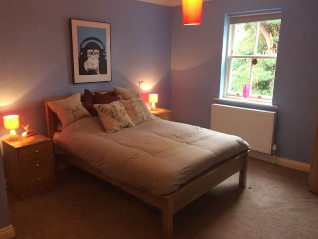 Yorkshire Wolds village hideaway. Pet friendly! - Barmby Moor - Hus