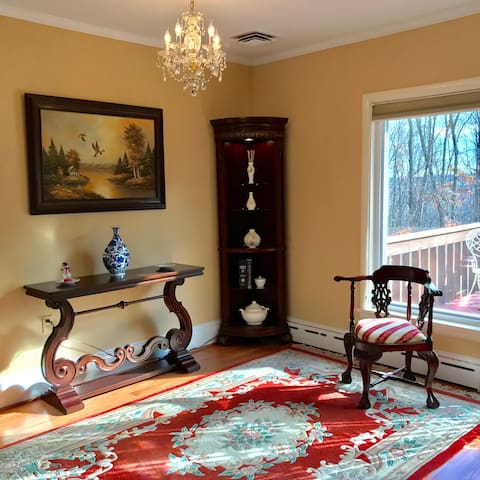 Private Suite/Own Entrance/Close to Everything - King of Prussia - Hus