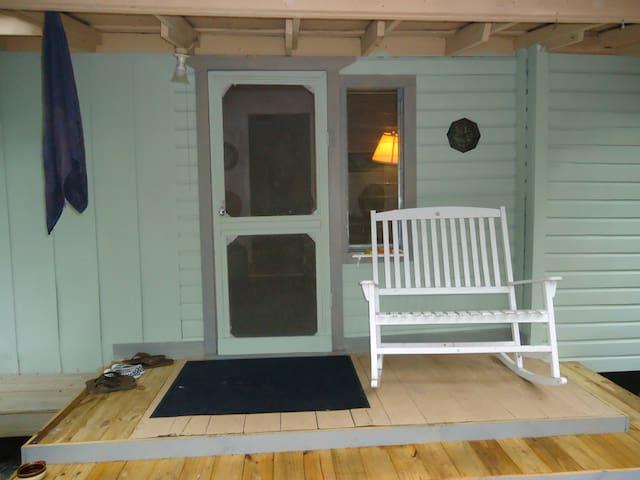 Carr Cottage at Suwannee Springs - Live Oak - Cabaña