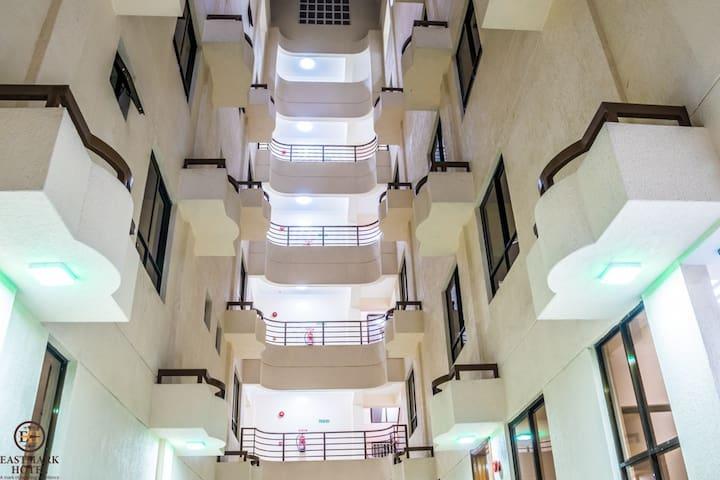 Eastmark Hotel Nakuru - Nakuru - Hotel butique