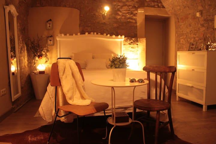 Apartamento loft con encanto - Balsareny