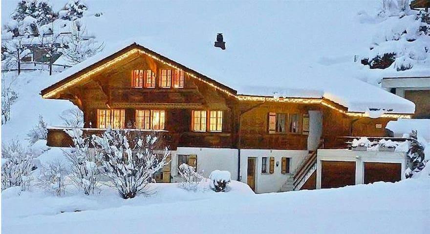 Ferienwohnung in der Destination Gstaad - 薩嫩(Saanen)