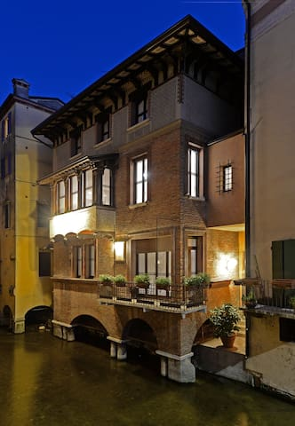 Casa Schirolli - Mantova - Hus