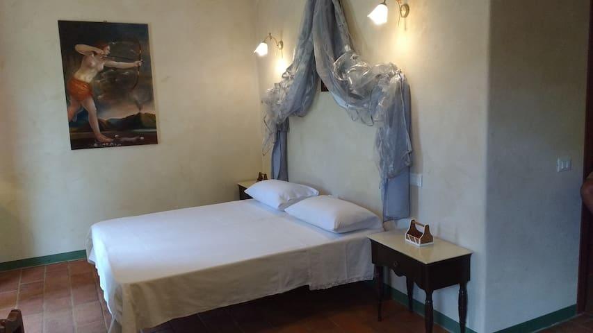 Ginestra,accogliente camera in agriturismo toscano - Gavorrano - Annat