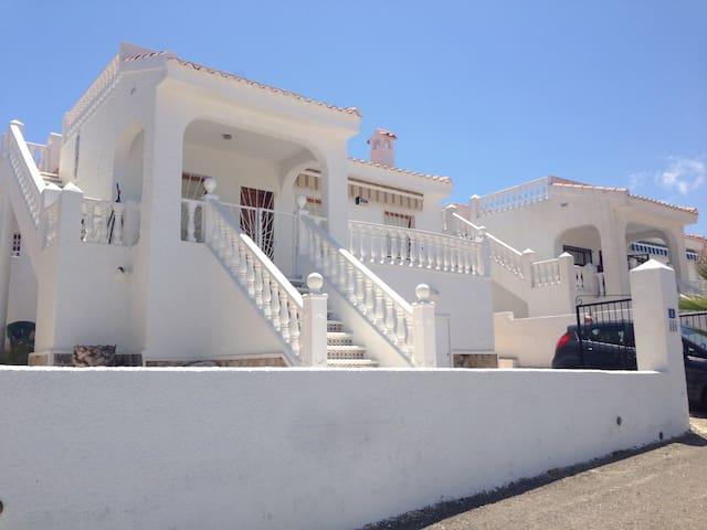 Quite Spanish Villa close to all amenities. - Ciudad Quesada - Ev