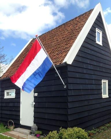 Landelijk aan het water en dicht bij Amsterdam - Oostknollendam