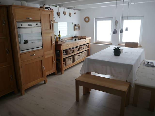 Modernes Fachwerkhaus mit allem Komfort - Lich - Hus