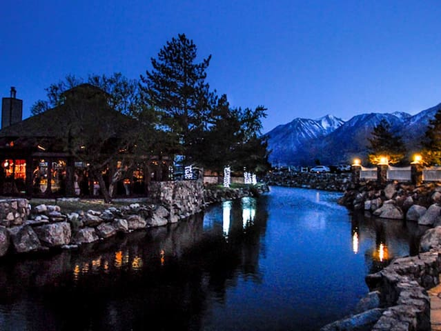 New Year's Tahoe & Hot Natural Mineral Springs - Genova