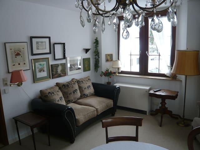 Stilvolle Wohnung in historischer Altstadt - Überlingen