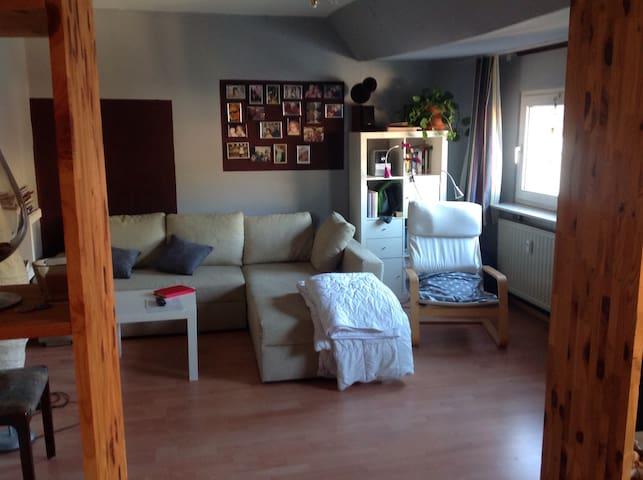 Attraktives Zimmer, auch für zwei - Bensheim - Lägenhet