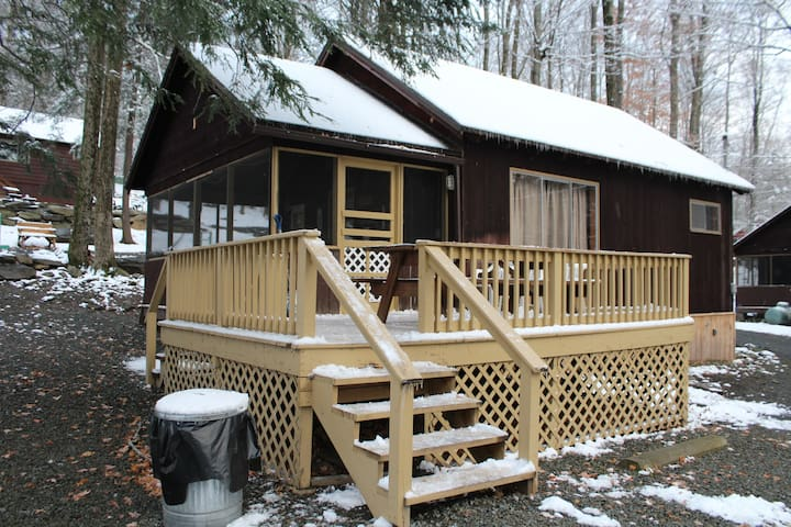 Lakeside Chalet with Boat Dock #1 - Greentown - Zomerhuis/Cottage