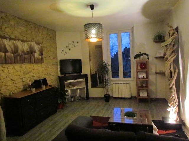 Appartement 45m2 à 25min de Paris - Melun - Daire
