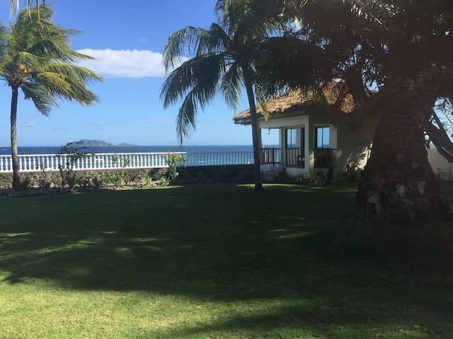 Villa Amani - Cottage by the sea - Zamboanguita - Bangalô
