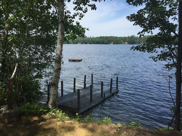 Lakefront Cottage - Standish - Ev