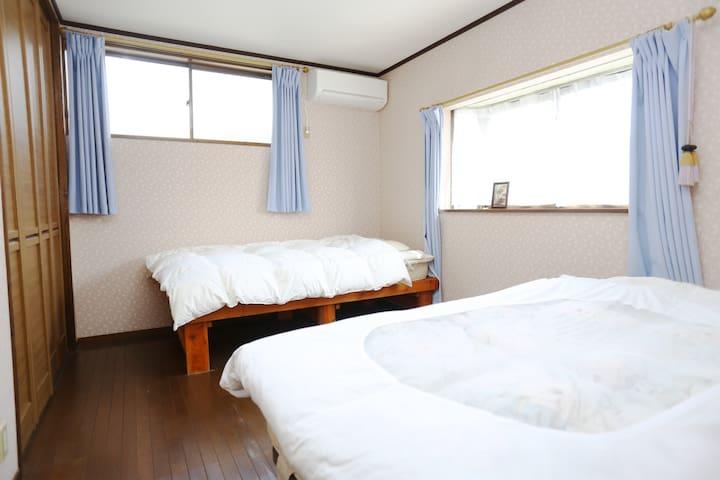 日本の田舎と山々に囲まれた、いにしえの香り漂う文化都市、三田と篠山 - Sanda - Дом