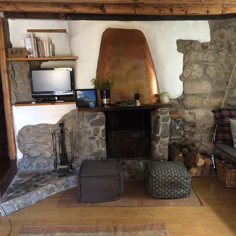 Casa de pueblo en Cerdaña Francesa, Caldegas. - Bourg-Madame - 獨棟