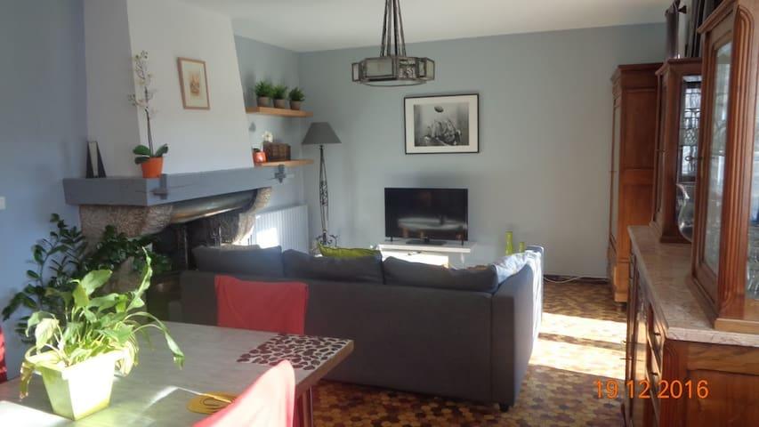 Appartement de charme dans les Pyrénées Ariégeoise - Arignac