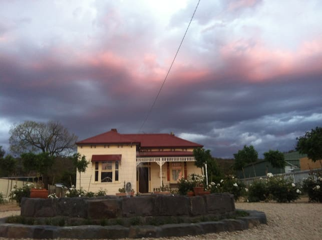 100 year old Cottage - Heathcote - Huis