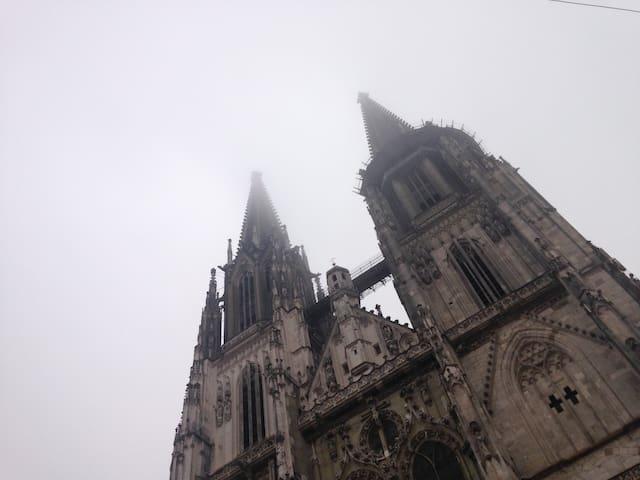Inside a medieval dream - Regensburg - Leilighet