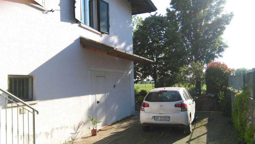 Double room with private bathroom - Aquileia - Haus
