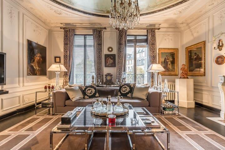 Luxurious Apartment with terrace in Saint-Germain - Parijs