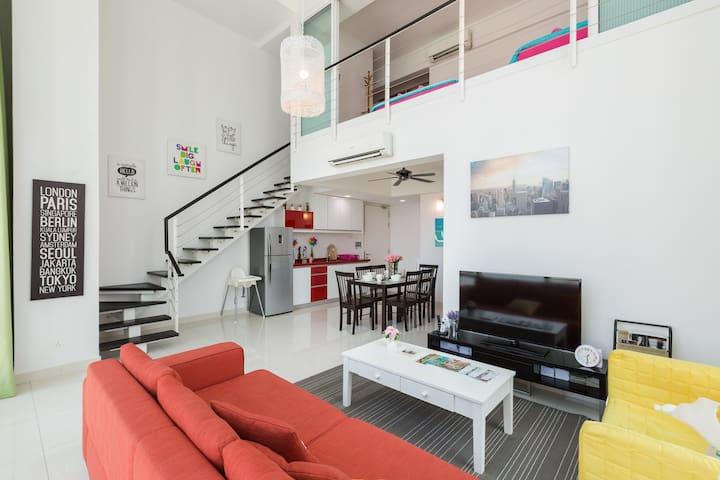 Georgetown Seaview Seafront Luxury Duplex Suite - George Town - Apartmen