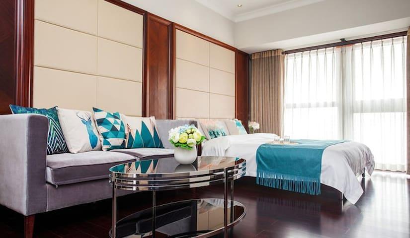 Self-contained apartmen(Canton Fair)Paradise Falls - Guangzhou