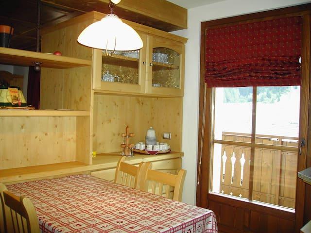 Casa Rini... tra Bormio e Livigno - Valdidentro - Appartement