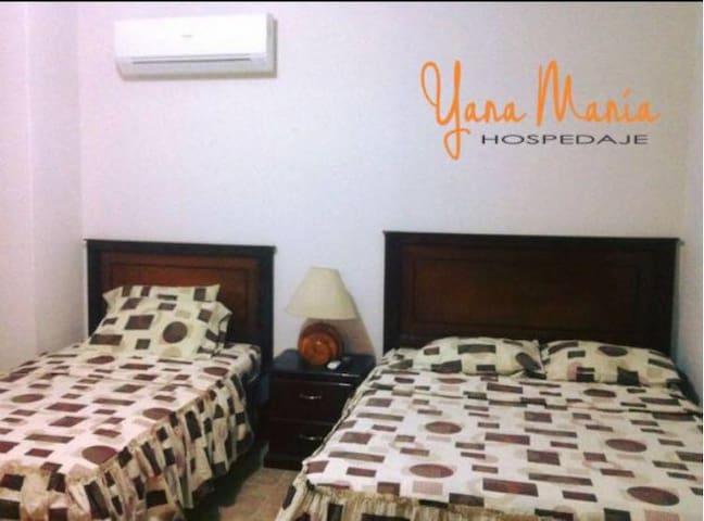 Mini Suite #6 - Hospedaje Yara Maria - Private - Manta