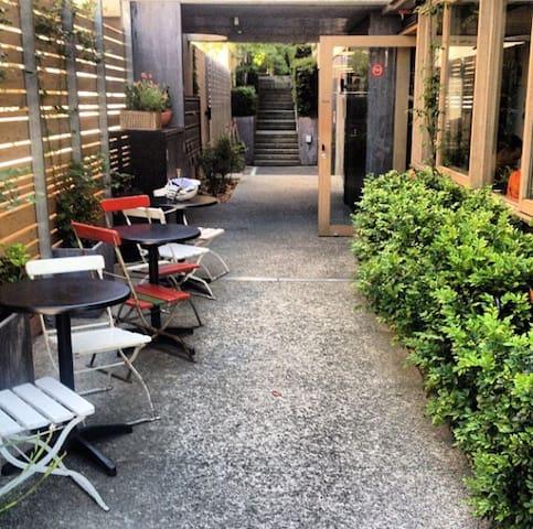 Parking - Lift access - Cafe - wifi - Saint Kilda - Huoneisto