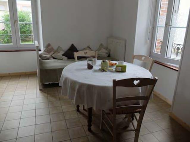 Appartement cosy, 100m de la plage, 3 personnes - Saint-Pair-sur-Mer - Apartmen
