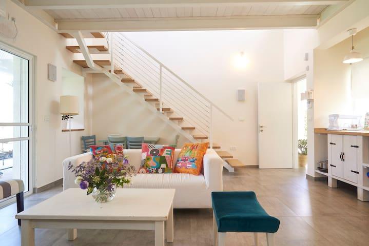 ben lev's sweet home - Aseret - Ev
