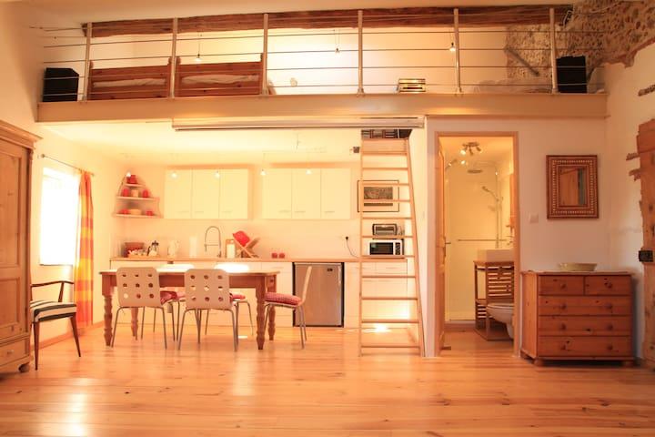 Mas St. Joseph - Studio Apartment - Ille-sur-Têt - Bed & Breakfast