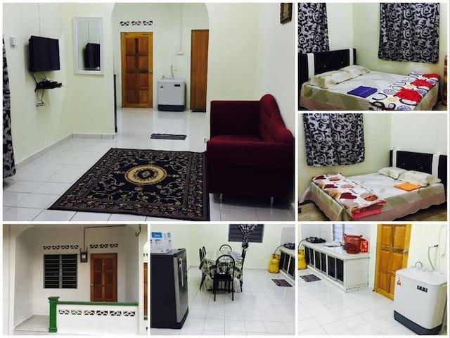 Sharifah Homestay - Masjid Tanah - Huis