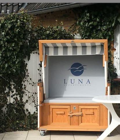 Haus Luna I Wohnung 1 - Sankt Peter-Ording - Apartamento