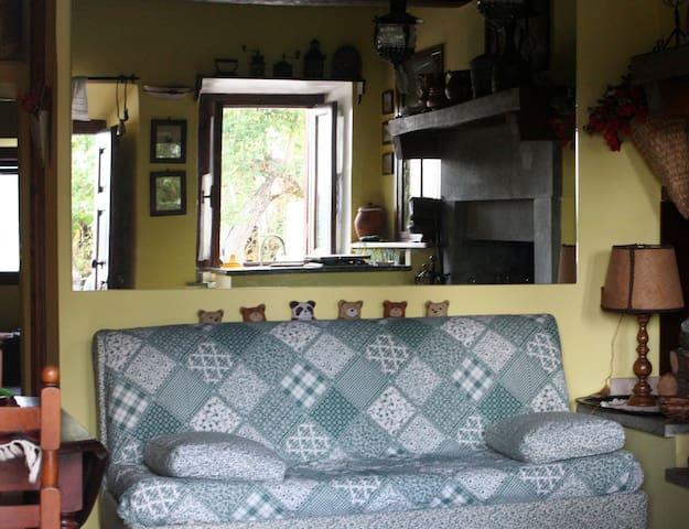 Cozy and romantic nest Castle view - Celleno - 公寓