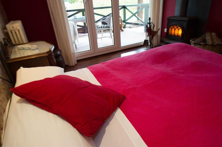 Apartamento familiar en plena naturaleza - Zumaia