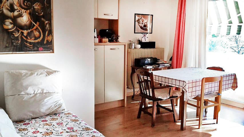 SILENT MEDITATION APARTMENT - Bassano del Grappa - Appartement