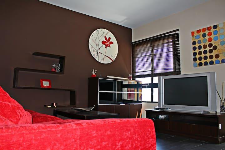 Habitación Privada 1 o 2 personas - Córdoba - Lägenhet