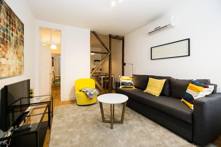 Lovely Alcantara BRAND NEW - Lisboa - Lägenhet